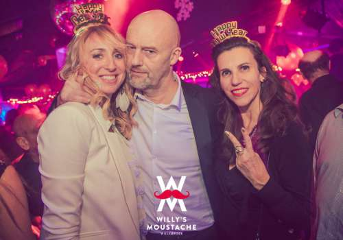 Willy's Moustache - Your party place to shine in Willebroek